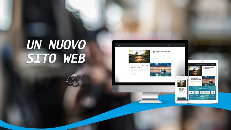 Un nuovo sito web