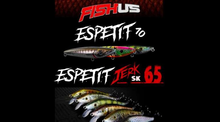 Nuovo ESPETIT 70 e JERK SK 65
