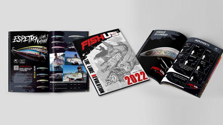 Nuovo catalogo Fishus 2022